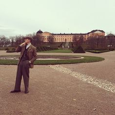 Bad weather. #dapper #tweed #tweedjacket #uppsala
