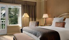 Fairmont Chateau Whistler Fairmont Gold Executive Suite - King Bed