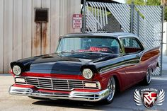 57 Ford..Re-pin..Brought to you by #HouseInsurance #EugeneOregon Insurance for #cars old and new.