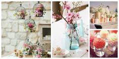 4 astuces pour une déco de mariage fleurie - Le blog de Modern Confetti