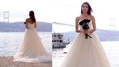 Dünden Bugüne Beren Saat Gelinlikleri | elitstil - Beren Saat Bridal Gowns