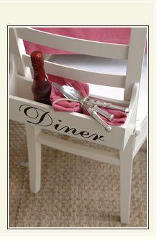 Diner chair, Riviera Maison