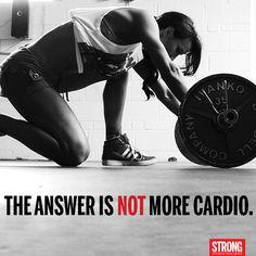 Lift heavy ladies! #motivation