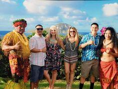 Chief's Luau Oahu Hawaii  2016