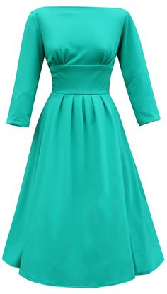 Dollydagger Katie 1940s Style Dress