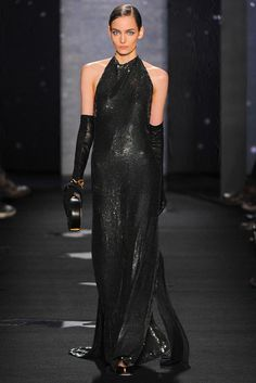 Diane von Furstenberg Fall 2012 Ready-to-Wear Fashion Show - Zuzanna Bijoch