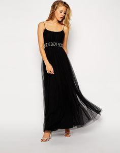 Enlarge Needle & Thread Tulle Ballet Maxi Dress