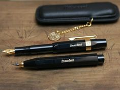 Kaweco Sport Fountain Pen and Pencil Set in Pouch | Miscellaneous