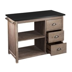 Shop for Harper Blvd Dason Industrial Kitchen Island. Get free delivery at Overstock.com - Your Online Kitchen