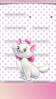 Marie Aristocats, Bugs Bunny, Pink Love, Cat Memes, Disneyland, Hello Kitty, Kittens, Barbie, Crafty