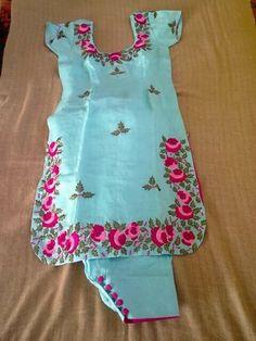 Best Punjabi Suits Boutique Punjabi Suit Embroidery Designs