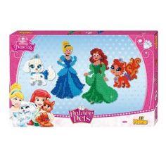Hama Strijkkralenset - Disney Prinses, 6000st.