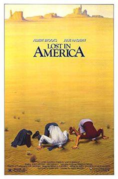 "Lost In America - Authentic Original 27"" x 41"" Movie Poster"