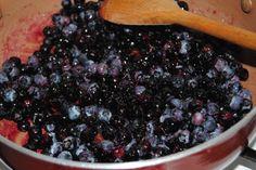 Deser cytrynowo- borówkowy Blackberry, Beans, Fruit, Vegetables, Food, Essen, Blackberries, Vegetable Recipes, Meals