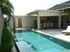 2BR French Designed Private Villa in North Kuta, Bali, Indonesia  2BR Private Pool Villa in 'Oberoi' Seminyak Bali. from $230 USD p/night  chris@raywhiteparadise.com