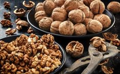 3 Reasons Why Walnuts May Be the Healthiest Snack - Dr. Health Eating, Healthy Snacks, Ale, Stuffed Mushrooms, Vegetables, Fitness, Food, Android, Window