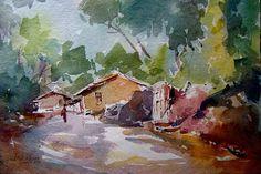 A village scene, Konkan | Flickr - Photo Sharing!