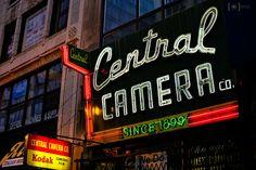 Central Camera in Chicago