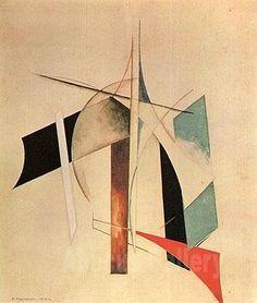 Alexander Rodchenko Composition 1918
