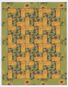 Wood Valley Designs 3 Yard Patterns - this has several I wouldn't mind doing, that are easy peasy!