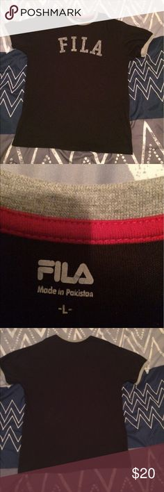 Fila Shirt Great condition Fila Shirts Tees - Short Sleeve