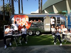 Team Chia at Natural Products Expo West 2013.
