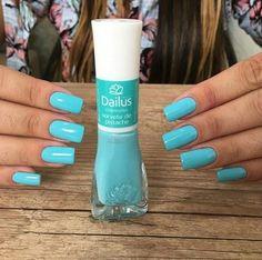 29 Ideas For Pedicure Blue Toenails Pedicure Nail Art, Manicure And Pedicure, Pretty Nail Colors, Pretty Nails, Aycrlic Nails, Pink Nails, Nail Paint Shades, Nail Designer, Luxury Nails