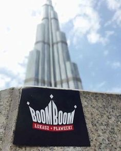 Boom Boom in Dubai  #stickers
