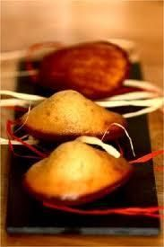 recette Madeleines Thermomix