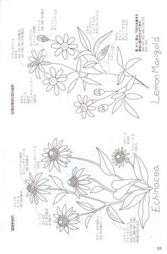 pattern for Bauernmalerei Herb Embroidery, Japanese Embroidery, Hand Embroidery Patterns, Embroidery Applique, Beaded Embroidery, Embroidery Stitches, Cross Stitch Patterns, Embroidery Designs, Quilling Patterns