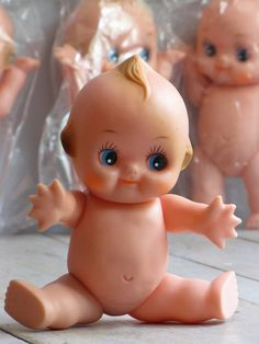 vintage kewtie doll by wretchedshekels on Etsy