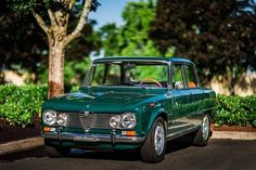 Classic Car News – Classic Car News Pics And Videos From Around The World Alfa Romeo, Cool Car Pictures, Car Pics, Alfa Alfa, Electric Cars, Fiat, Vintage Cars, Cool Cars, Classic Cars