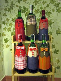 Купить Фартук декоративный для винной бутылки №2 - Красивая кухня, уютная кухня, оригинальный подарок