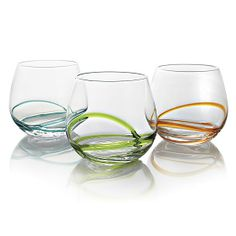 Swizzle Drink Glasses in New Dining & Entertaining | Crate and Barrel