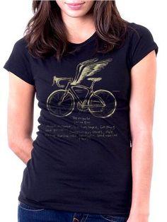 Trekking bike, HEREN | Fiets T shirts | SILLYSCREENS