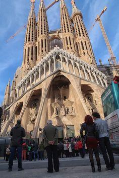 Obrázek Sagrada Familia