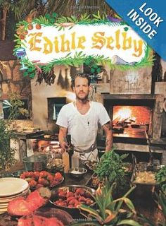 Edible Selby cookbook - hoping this is a good one. Love the green cover for a coffee table book.