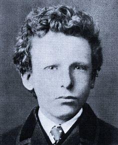 Vincent van Gogh, c.1866, approx. age 13