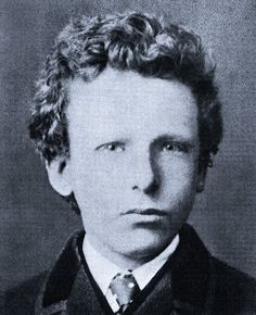 Vincent van Gogh, 1866, at age 13.                              …