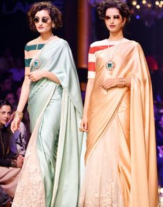 Sabyasachi 'The Royal Collection' Lakme 2013
