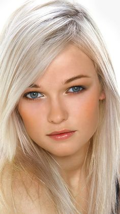 Awesome 1000 Images About Blonde Hair Color Trends 2016 On Pinterest Hairstyles For Women Draintrainus