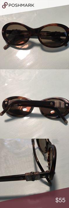 b1696c266061 Vintage Brighton Tortoise Sunglasses Super cute Vintage Brighton Sunglasses  On Broadway Tortoise Vintage Brighton Accessories Sunglasses