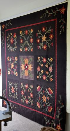 blackbird designs trick or treat quilt | What Are Quilters Blogging About Today?