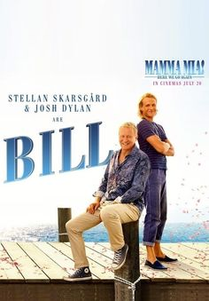 Mamma Mia 2: Here We Go Again (2018) Mamma Mia, High School Musical, Step Up, Series Movies, Movies And Tv Shows, Tv Series, Here I Go Again, About Time Movie, I Love Books