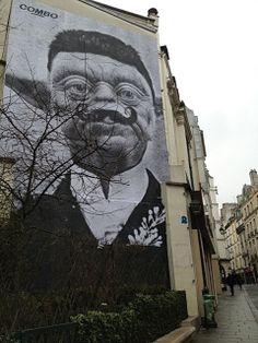 COMBO culture kidnapper, Paris