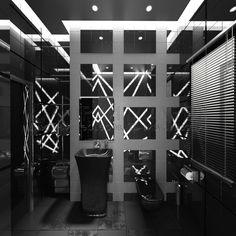 дизайн-проект офиса санузел