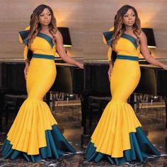 Exclusive Aso Ebi Gathered From the First Weekend Of October2018 - WearitAfrica