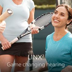 LiNX2 - Game changing hearing  Visit resound.com/hearing-aids/linx2