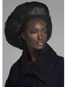 Jamaican Supermodel Gaye Mcdonald