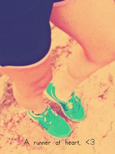 summer running.